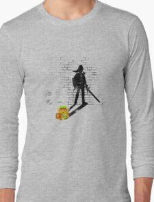 Becoming a Legend - Link:Original Long Sleeve T-Shirt
