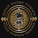 Time Turner Travels by Ameda Nowlin