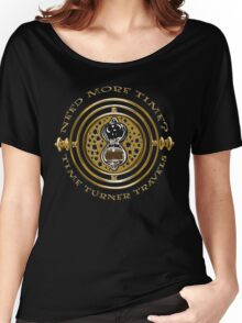 Time Turner Travels Women's Relaxed Fit T-Shirt