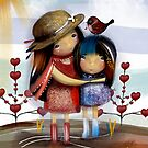 Love and Friendship by © Karin (Cassidy) Taylor