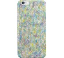Multi-color Airbrush With A White Background iPhone Case/Skin