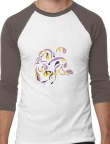 Ekans Men's Baseball ¾ T-Shirt