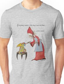 Everybody Needs a Little Help Unisex T-Shirt