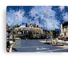 Amen Corner, Tooting, SW17, London Canvas Print