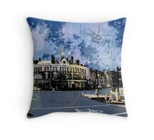 Amen Corner, Tooting, SW17, London Throw Pillow
