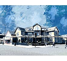 The Long Room, Tooting, SW17, London Photographic Print