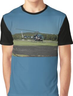 Evans Head Airshow 2010 - Bell 47 Graphic T-Shirt