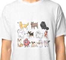K-9 to 5 Classic T-Shirt