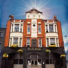 The Antelope, Tooting, SW17, London by Ludwig Wagner