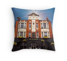 The Antelope, Tooting, SW17, London Throw Pillow