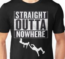 straight outta nowhere RKO ORTON 2.0 (new design) Unisex T-Shirt