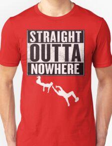straight outta nowhere RKO ORTON 2.0 (new design) T-Shirt