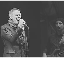 Rick Price Sings Photographic Print