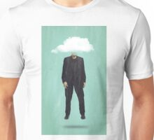 Head in the cloud Unisex T-Shirt