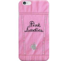 Pink Ladies Team. iPhone Case/Skin