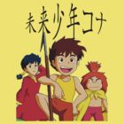 Future Boy Conan by alsadad