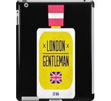London Gentleman iPad Case/Skin