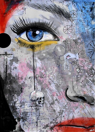 the wheels of dreaming by Loui  Jover