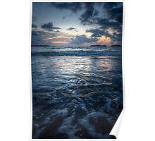 The Oceans Inbetween Us Poster