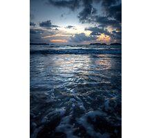 The Oceans Inbetween Us Photographic Print