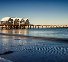 Summer Sunrise at Busselton by Mieke Boynton