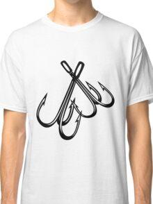 FISHING - HOOKS Classic T-Shirt
