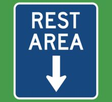 Rest Area - Down Arrow by Bear Pound