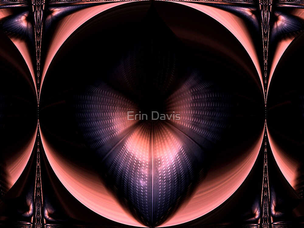 Primordial Vision No. 1 ... by Erin Davis