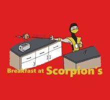 Toastie Breakfast at Scorpions Kids Clothes