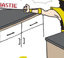 Toastie Breakfast at Scorpions Sticker