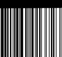 Barcode Cloud Sticker