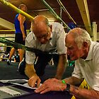 Boxing 3 by John Van-Den-Broeke