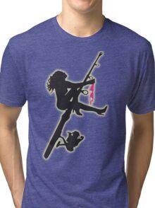SEXY FISHING Tri-blend T-Shirt
