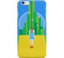 emerald city. iPhone Case/Skin