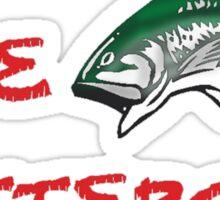 SIZE MATTERS FISHING T Sticker
