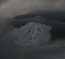 Fall into ice by Chris Kiez