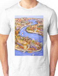 Summer blue Unisex T-Shirt