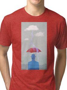 Rene Strike Tri-blend T-Shirt