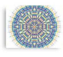 Julia's Wheel Canvas Print