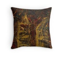 Perth Skyline Throw Pillow