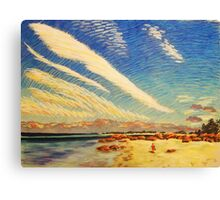 Geographe Bay, WA Canvas Print