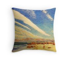 Geographe Bay, WA Throw Pillow