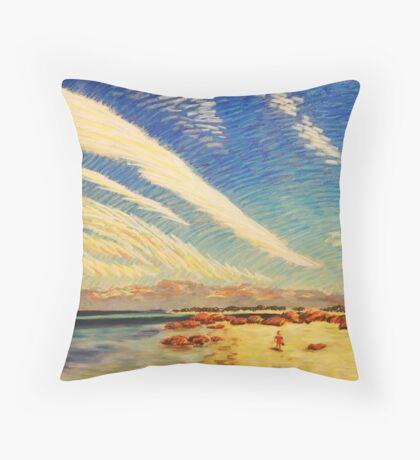 Geographe Bay, WA Throw Pillow