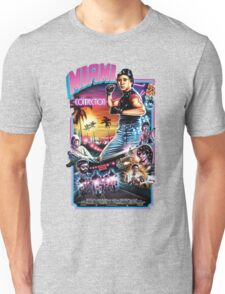 Miami Connection Poster Shirt Unisex T-Shirt