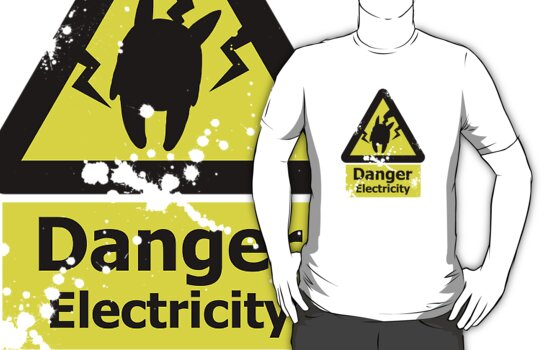 Danger Electricity by dbizal