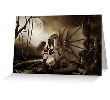 Dragon Whisperer Greeting Card