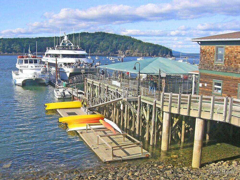 Bar Harbor Cruises by Jack Ryan