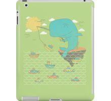 Gone Shipping iPad Case/Skin