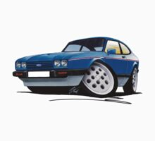 Ford Capri (Mk3) 2.8i Kids Clothes