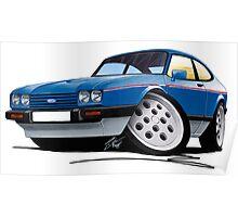 Ford Capri (Mk3) 2.8i Poster